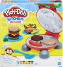 Play-Doh Burger Barbecue - Klei