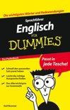 Sprachfuhrer Englisch Fur Dummies Das Pocketbuch