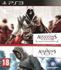Assassins Creed 1 & 2 Compilation (BBFC) /PS3
