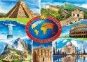Ravensburger 7 Wereldwonderen - Puzzel - 1000 stukjes