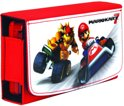 MAD CATZ Opberghoes 3DS - Mario Kart 7 - Rood