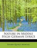 Nature in Middle High German Lyrics