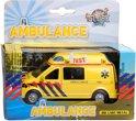 Ambulance Pull Back Met Geluid