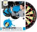 Longfield Darts Braziliaans Sisal - Dartbord