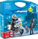 Playmobil Meeneemkoffer Politie - 5891