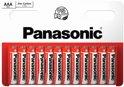 12 pack Panasonic AAA Batterijen