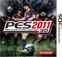 PES 2011 (Pro Evolution Soccer 2011) - 2DS + 3DS