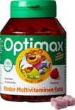 Optimax Kinder Multi EXTRA framboos - 100 kauwbeertjes