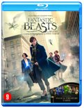 Fantastic Beasts and Where to Find Them (Blu-ray) (Inclusief collector cards)