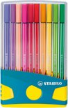 Stabilo Pen 68 Colorparade - Viltstift - Turquoise