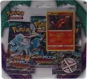 Pokémon Kaarten Sun & Moon Guardians Rising Blister Vikavolt of Turtonator