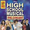 High School Musical - The Concert + Dvd