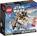 LEGO Star Wars Snowspeeder Microfighter - 75074