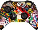Xbox One Controller Skin Sticker - Skateboard Stickers Smash