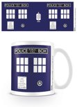 Doctor Who - Tardis - Mok