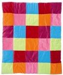 Jollein - Boxkleed - Colourful Check