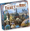 Ticket to Ride France/Old West - Uitbreiding