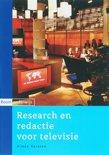 Research en redactie voor televisie