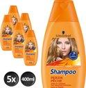 Shampoo Perzik - 5 stuks