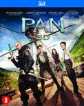 Pan (3D+ 2D Blu-ray)