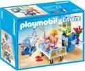 Playmobil Kraamkamer met babybed - 6660