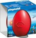 """Playmobil """"Drakenridder met reuzenslang"""" - 6836"""