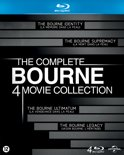 The Bourne Collection 1 t/m 4 (Blu-ray)