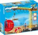 Playmobil Grote hijskraan met IR-afstandsbediening - 5466