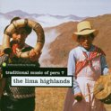 Traditional Music Of Peru 7: The Lima Highlands