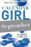 Calendar Girl maand 9 - September