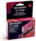Sharp Inktcartridge AJT20M rood