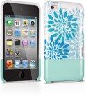 Philips DLA1274 Harde hoes met siliconen voor iPod Touch 4G - Blauw