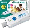 Eminent EM3705 Video Grabber - Zwart