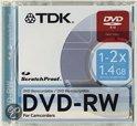 TDK DVD-R 1.4Gb 9 pak