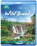 BBC Earth - Wild Brazil (Blu-ray)