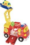 VTech Toet Toet Auto's Brandweerwagen - Speelfiguur