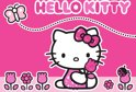 Hello Kitty Speelkleed 95x133cm