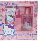 Hello Kitty Scribble - 2 delig - Geschenkset