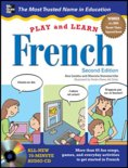 Play and Learn French with Audio CD