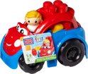 Mega Bloks First Builders Lil' Vehicle Ricky Race Car