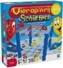 Vier op 'n Rij Schieters - Bordspel