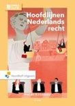 Hoofdlijnen Nederlands recht incl. toegang tot Prepzone