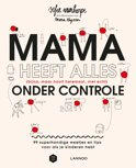 Sofie Vanherpe boek Mama heeft alles onder controle E-book 9,2E+15