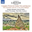 Complete Works For Guitar Trio & Quartet