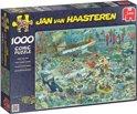 Jan van Haasteren Onderwater Wereld Puzzel - 1000 stukjes