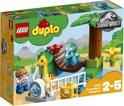 LEGO DUPLO Jurassic World Kinderboerderij met Vriendelijke Reuzen - 10879