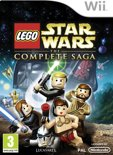 Lego Star Wars - The Complete Saga - Wii