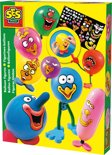 Ses Cartoon Ballonnen Maken