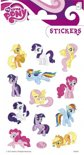 My Little Pony stickers 3 vellen