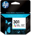 HP 301 - Inktcartridge / Kleur